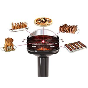 dôme de cuisson barbecue Barbecook Loewy 45